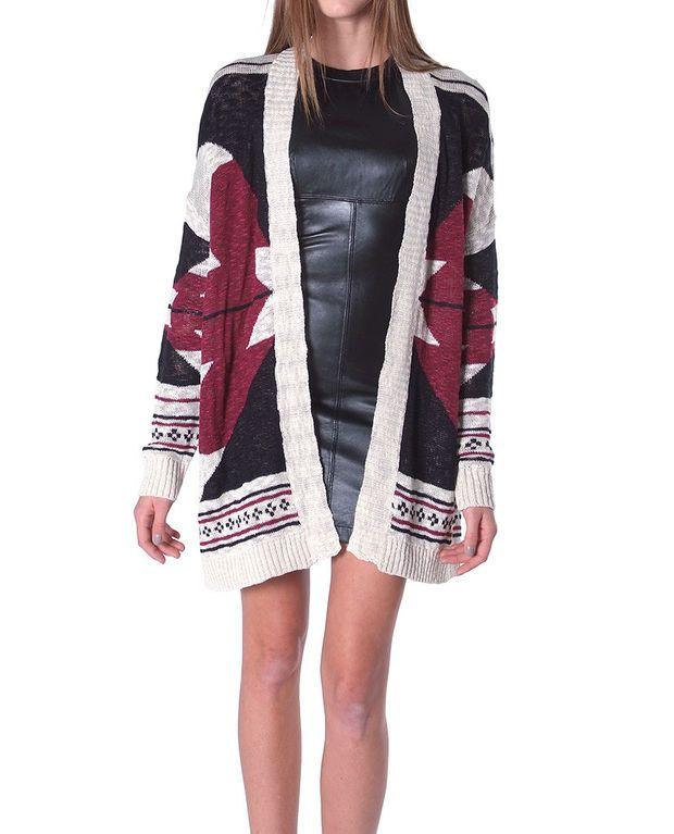 Maya Sweater Cardigan