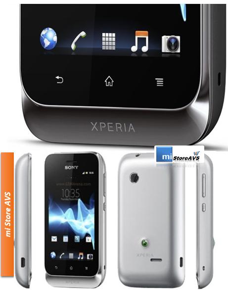 Sony ericsson xperia tipo st21a el smartphone perfecto para los sony ericsson xperia tipo st21a el smartphone perfecto para los principiantes en este nuevo mundo de los telfonos inteligentes y ademas muy econmico sciox Choice Image
