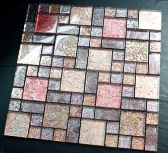 2013 New Hot Glass Mosaic Tiles CGMT061 - modern - kitchen tile - other metro - My Building Shop