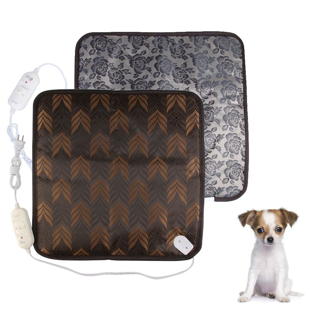 Hight Quality Pet Dog Cat Waterproof Electric Heating Pad Heater Warmer Mat Bed Blanket Bs Pet Heating Pad Dog Bed Warmer Waterproof Dog Bed