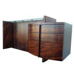 Gilbert Rhode Vanity or Side Bar for Herman Miller.    Asking: $3,875