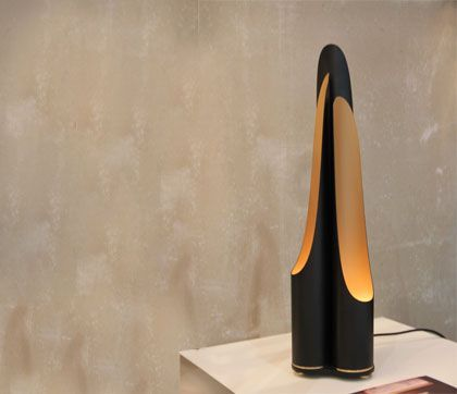Coltrane Jazz Inspired Table Lamp