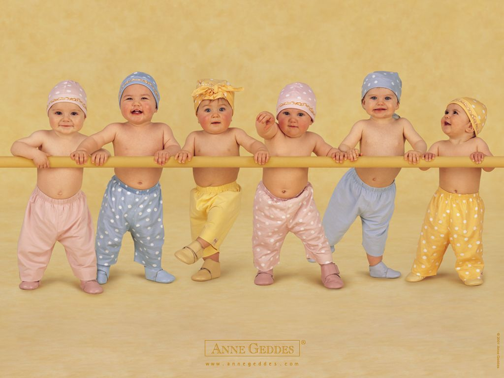 Wallpaper Bambini ~ Anne geddes baby wallpapers prints desktop wallpaper baby