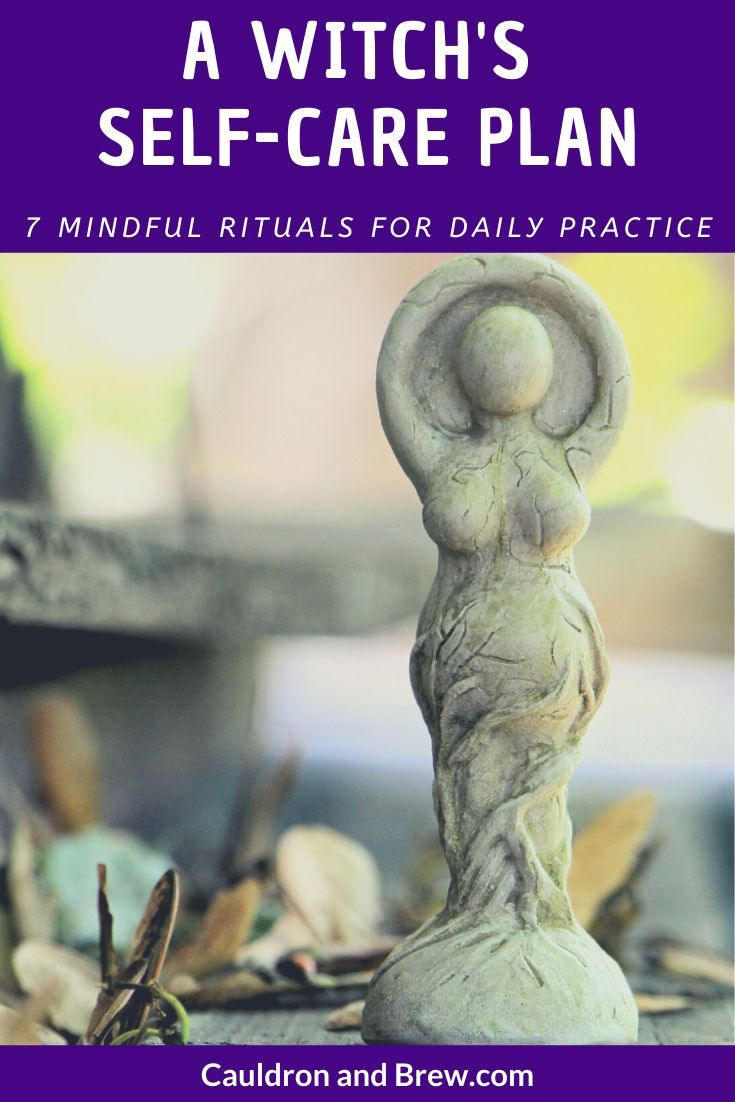 Mindful Rituals in Witchcraft How to practice your magic everyday in a low effort way 7 ways to infuse your day with magick selfcare and eliminate your daily overwhelm