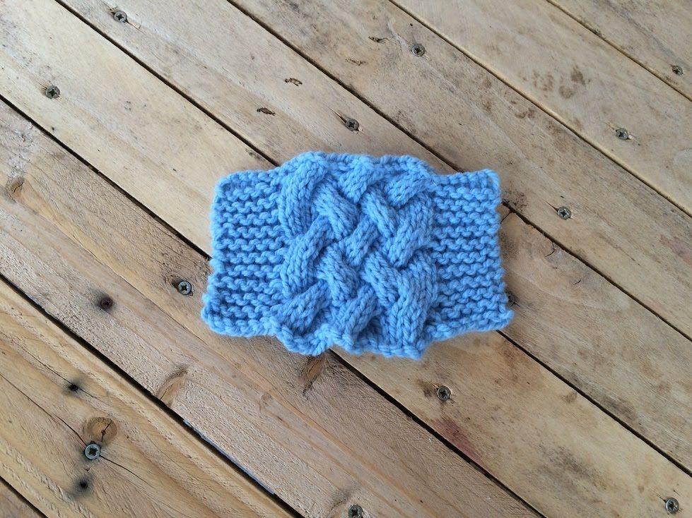 Tricot double torsade tehnici si puncte de tricotat - Comment faire des torsades au tricot ...