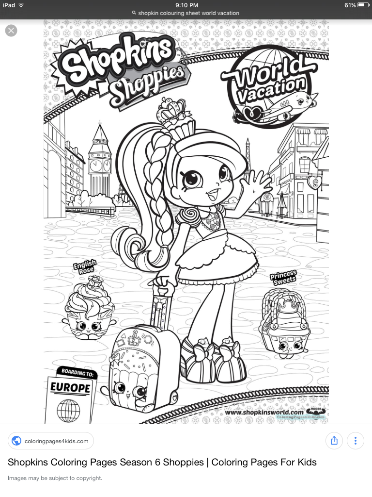 Pin By Wendy On Colorear Shopkins Shopkin Coloring Pages Disney Princess Coloring Pages Shopkins Coloring Pages Free Printable