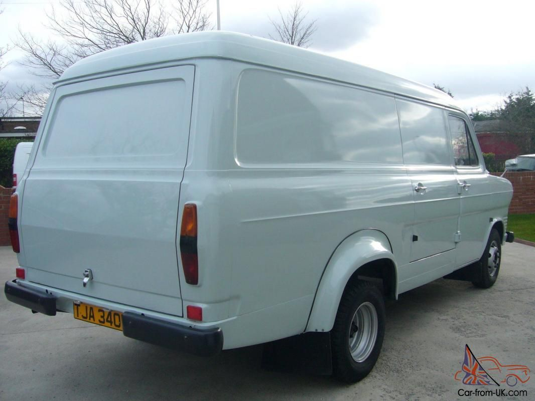 Ford Transit Mk1 1976 One Previous Owner 21000 Miles From New One Of The Best Ford Transit Vintage Vans Ford Van