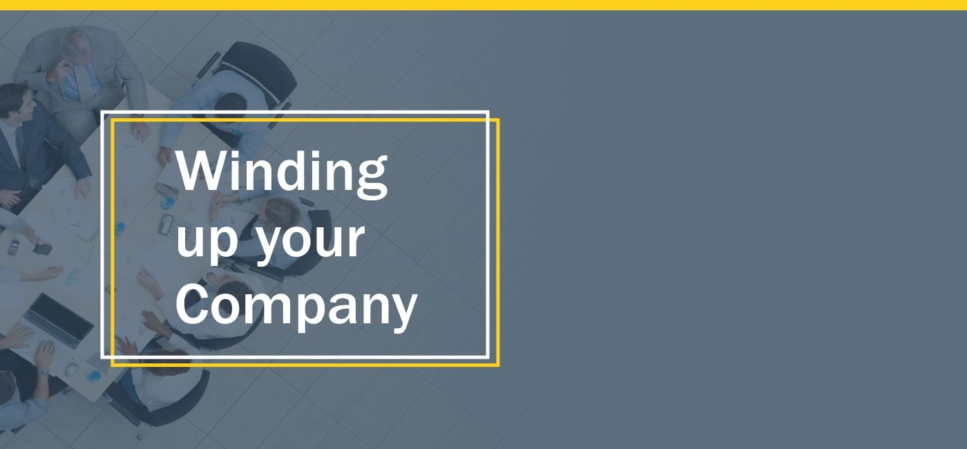 Winding up a Private limited company Limited company