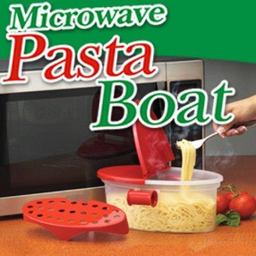 de Hot Pasta Boat
