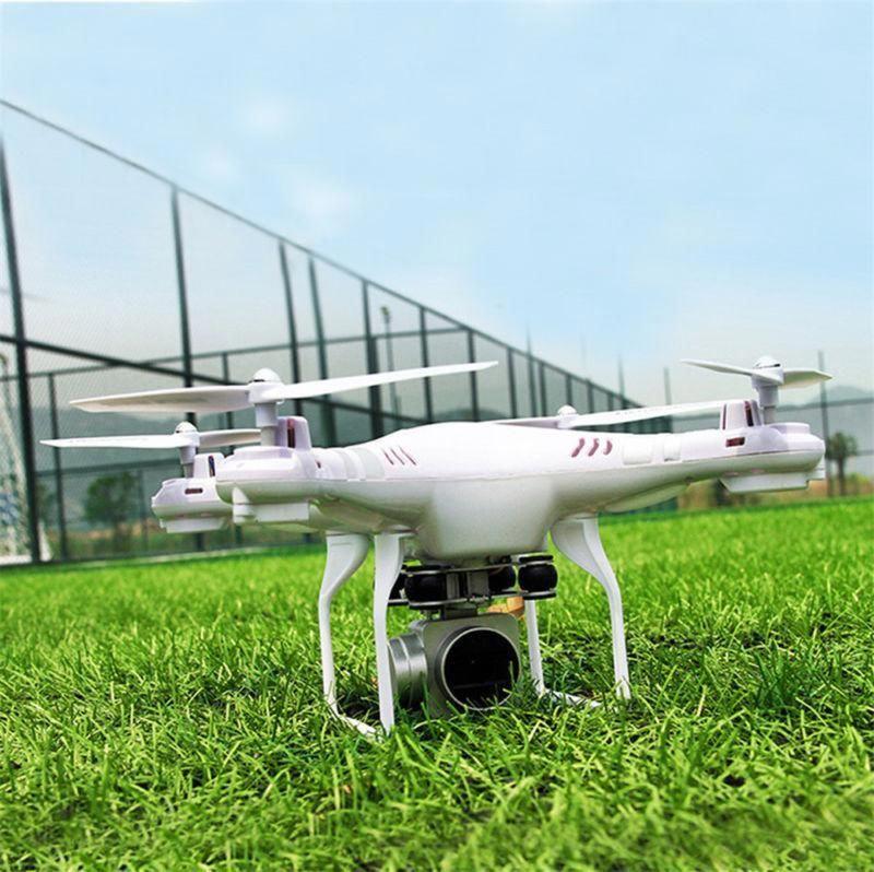 Wide Angle Drone HD Camera RC Drone, WiFi FPV Live