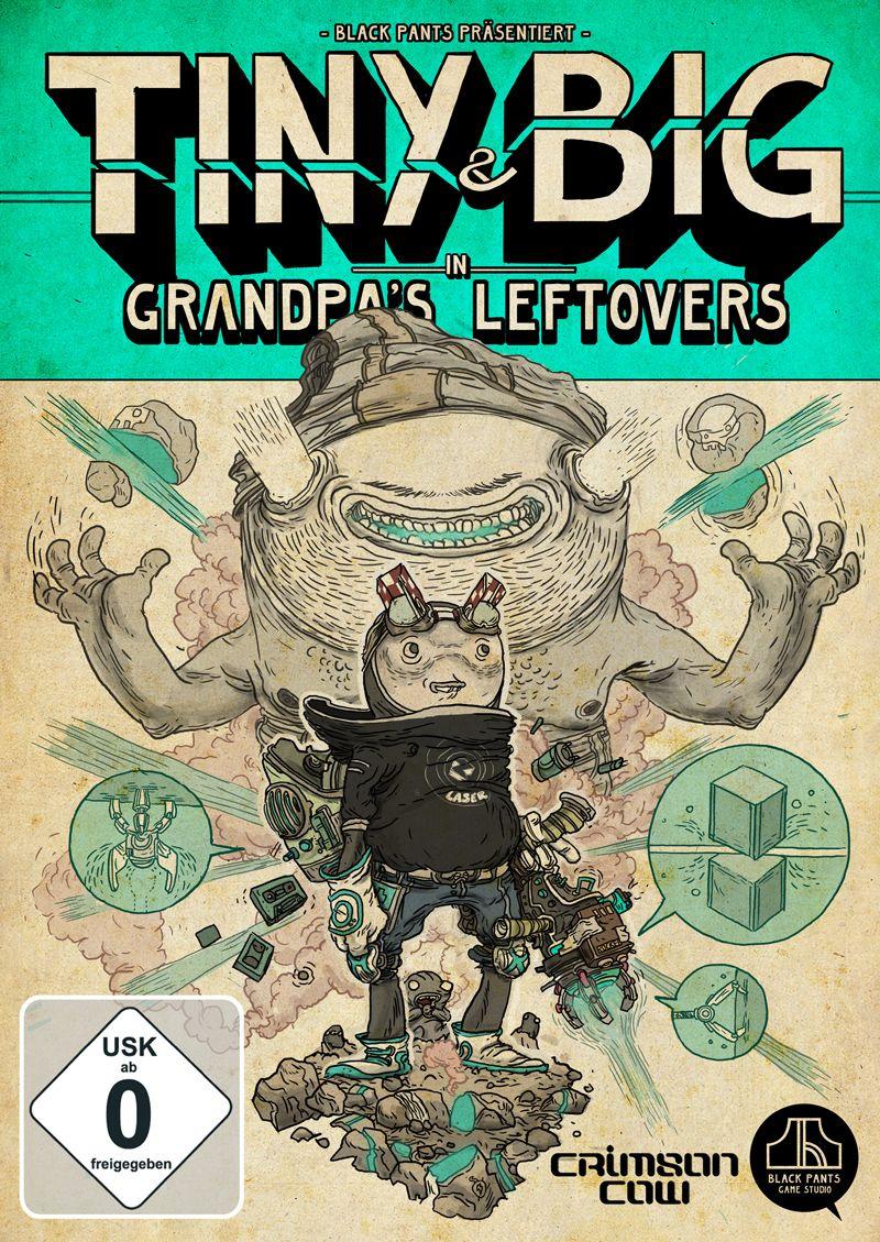 [ACT][小小和大大][Tiny.and.Big.Grandpa's.Leftovers] Indie