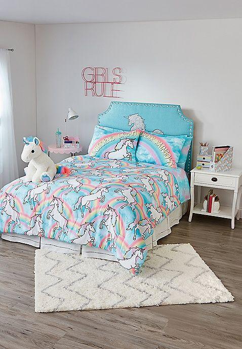 Unicorn Bed In A Bag! #affiliate #Unicorns