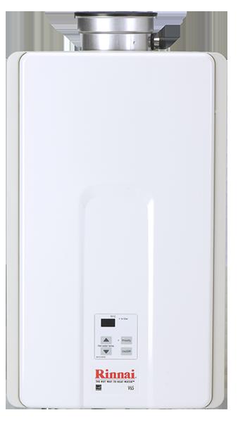 Rinnai V65ip Lpg Tankless Water Heater Tankless Hot Water Heater Natural Gas Water Heater