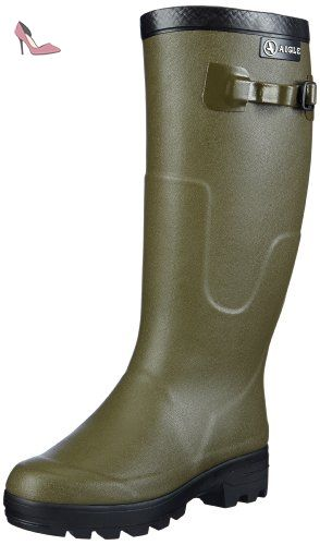 Iso de chasse Aigle Homme VertKaki Benyl Chaussure Yyf76gb