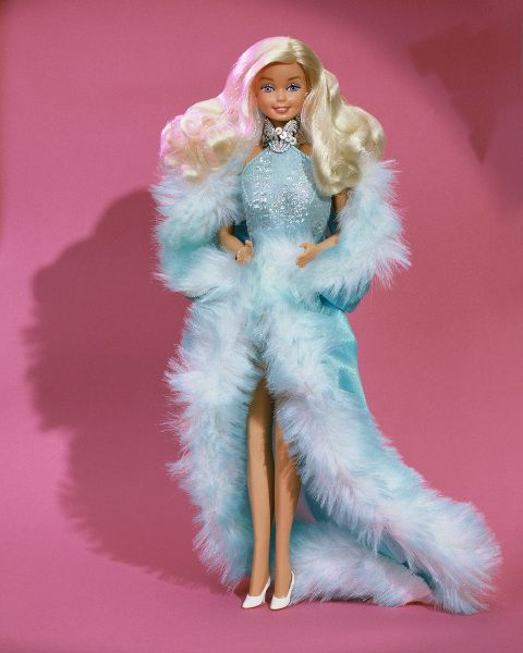 1986 Magic Moves Barbie