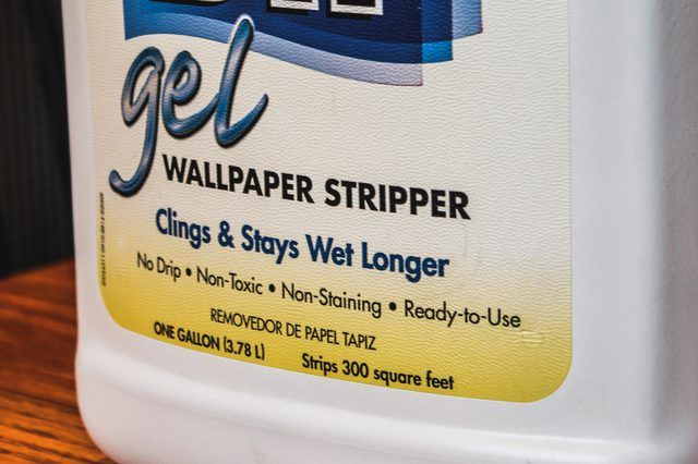 Easiest Way To Take Off A Wallpaper Border Removing And Walls