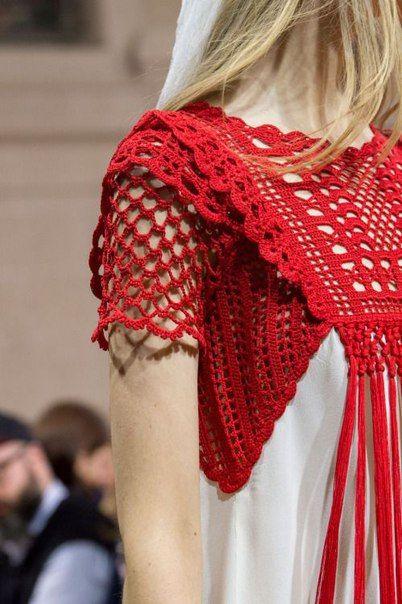 Pin De Sophia Em Patterns Roupas De Croche Vestidos De Croche Moda Croche