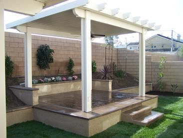 Covered Patios, Wood Or Alumawood Patio Covers