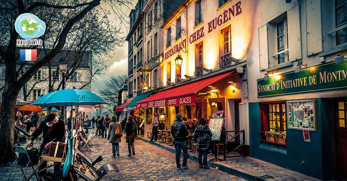 É possível sim comer bem e barato em Paris. O Viajei Bonito mostra alguns restaurantes onde as refeições custam menos de 10 euros. Venha ver!