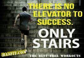 Elevator to sucess