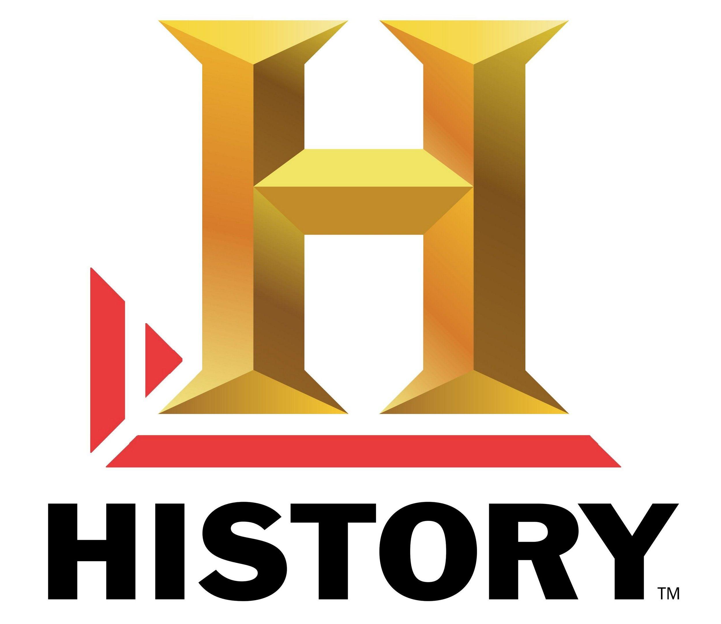 History TV Channel Logo [EPS-PDF] | Tv Show Network! | Tv