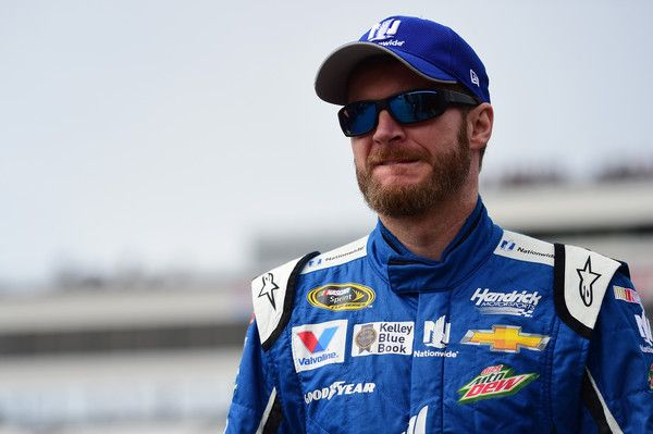 Dale Earnhardt Jr. Photos - New Hampshire Motor Speedway - Day 1 - Zimbio
