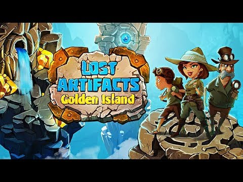 New Games LOST ARTIFACTS GOLDEN ISLAND (PC, Xbox One