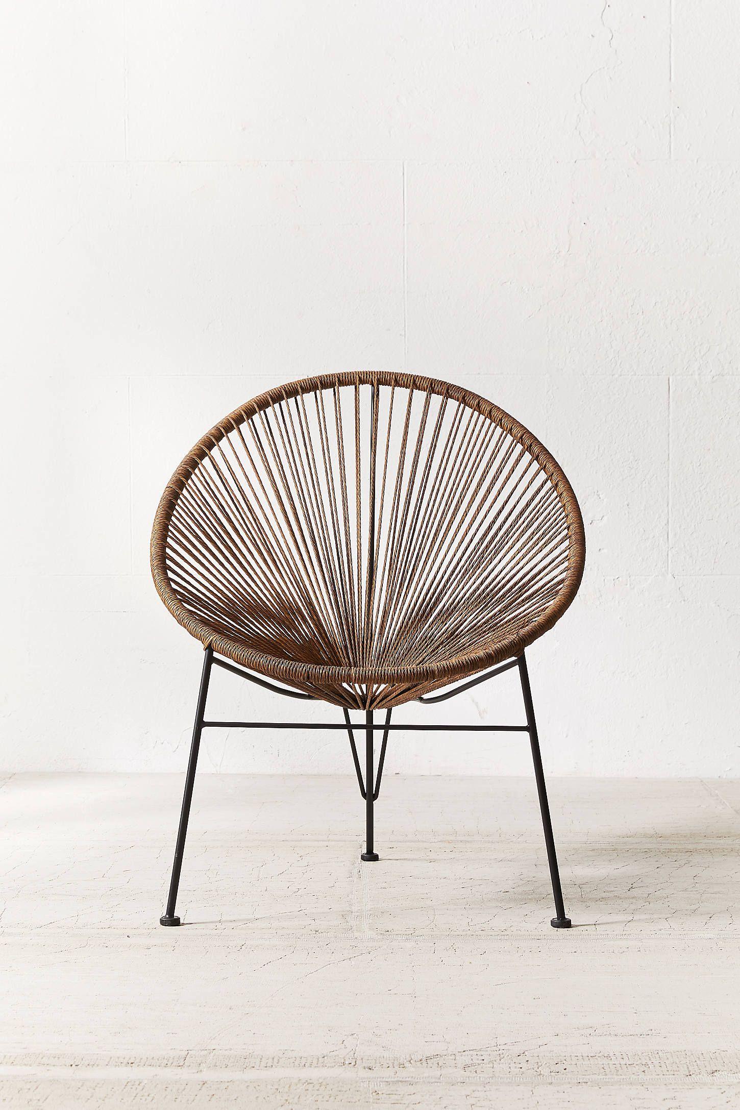 Alma Round Chair  Round chair, Chair, Chairs repurposed