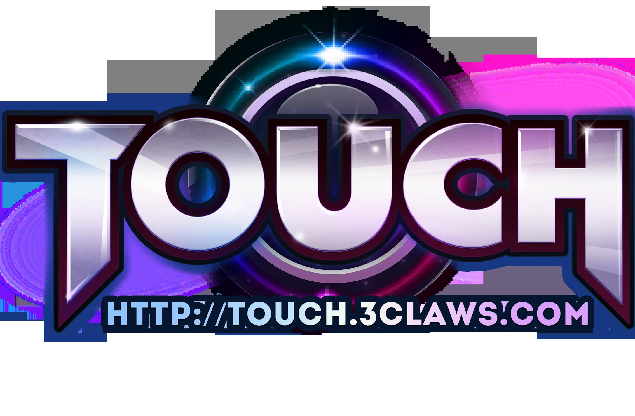 Touch 3claws Online Logos Game Logo Design Logos Game Logo