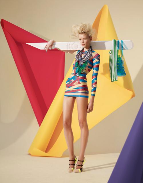 Jason Kibbler for Vogue Spain May 2013 | Trendland