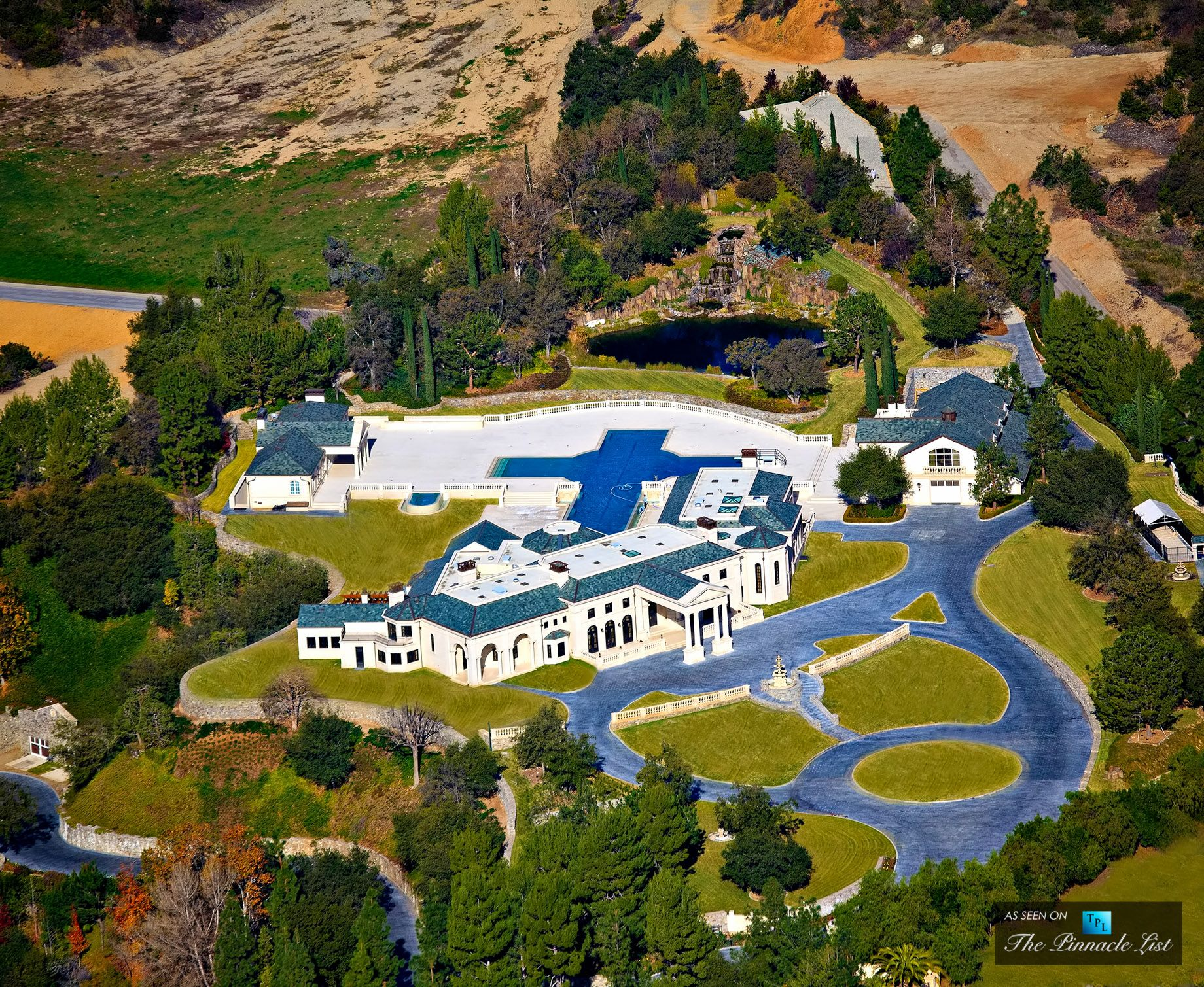 palladian estate, san gabriel valley: $79million #24 most