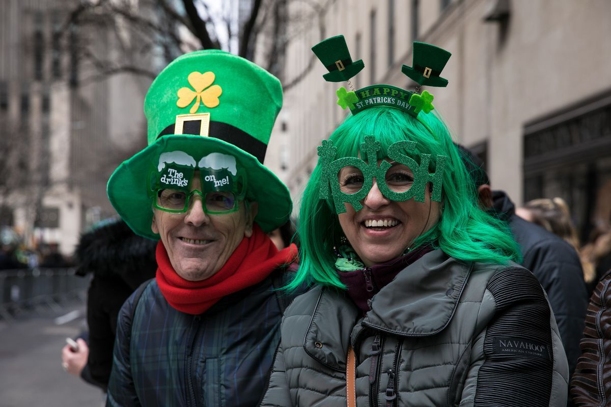 Annual St. Patrick's Day Parade draws revelers old and new