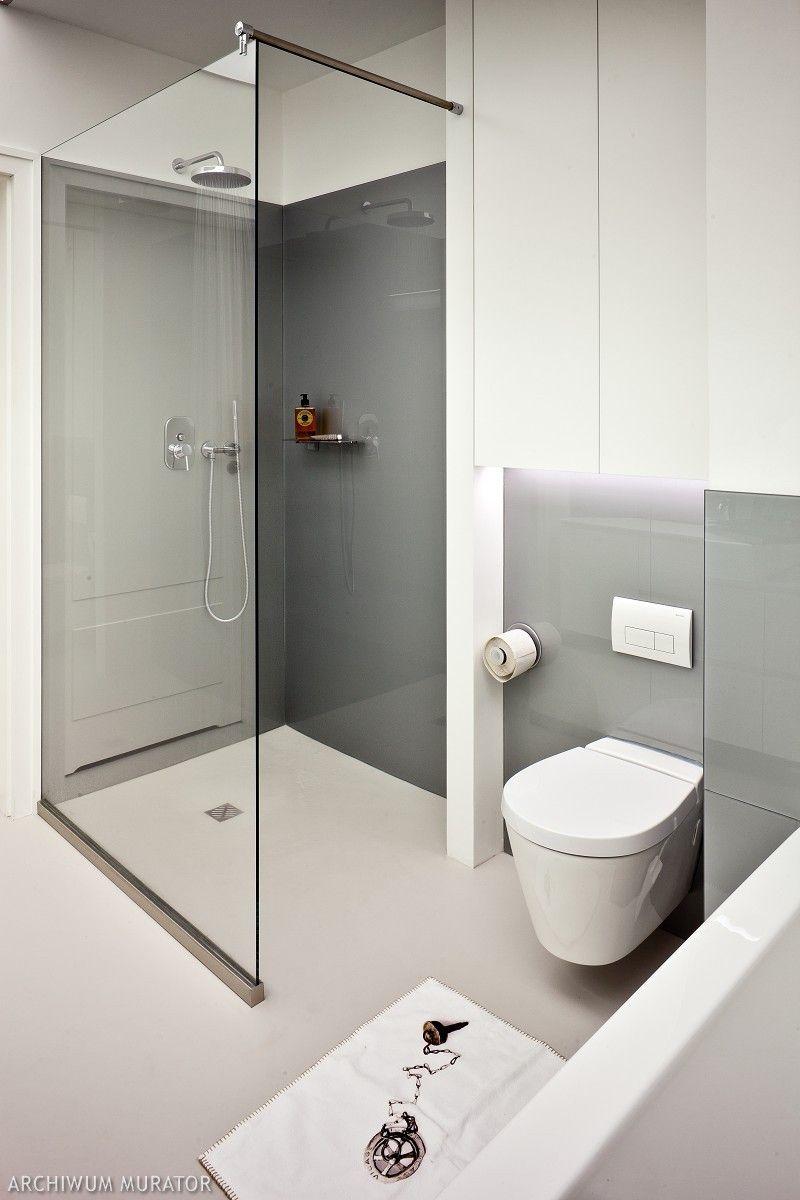 Mała łazienka Z Prysznicem Aga Mieszkanie W 2019