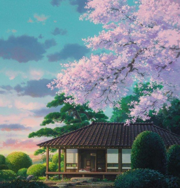 Can You Guess The Studio Ghibli Film Based On The Background?