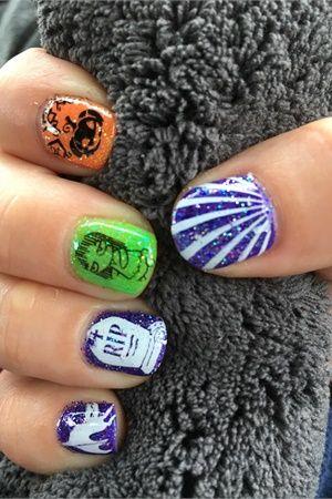 Day 276 Rip Nail Art Pinterest Nails Magazine And Art Nails