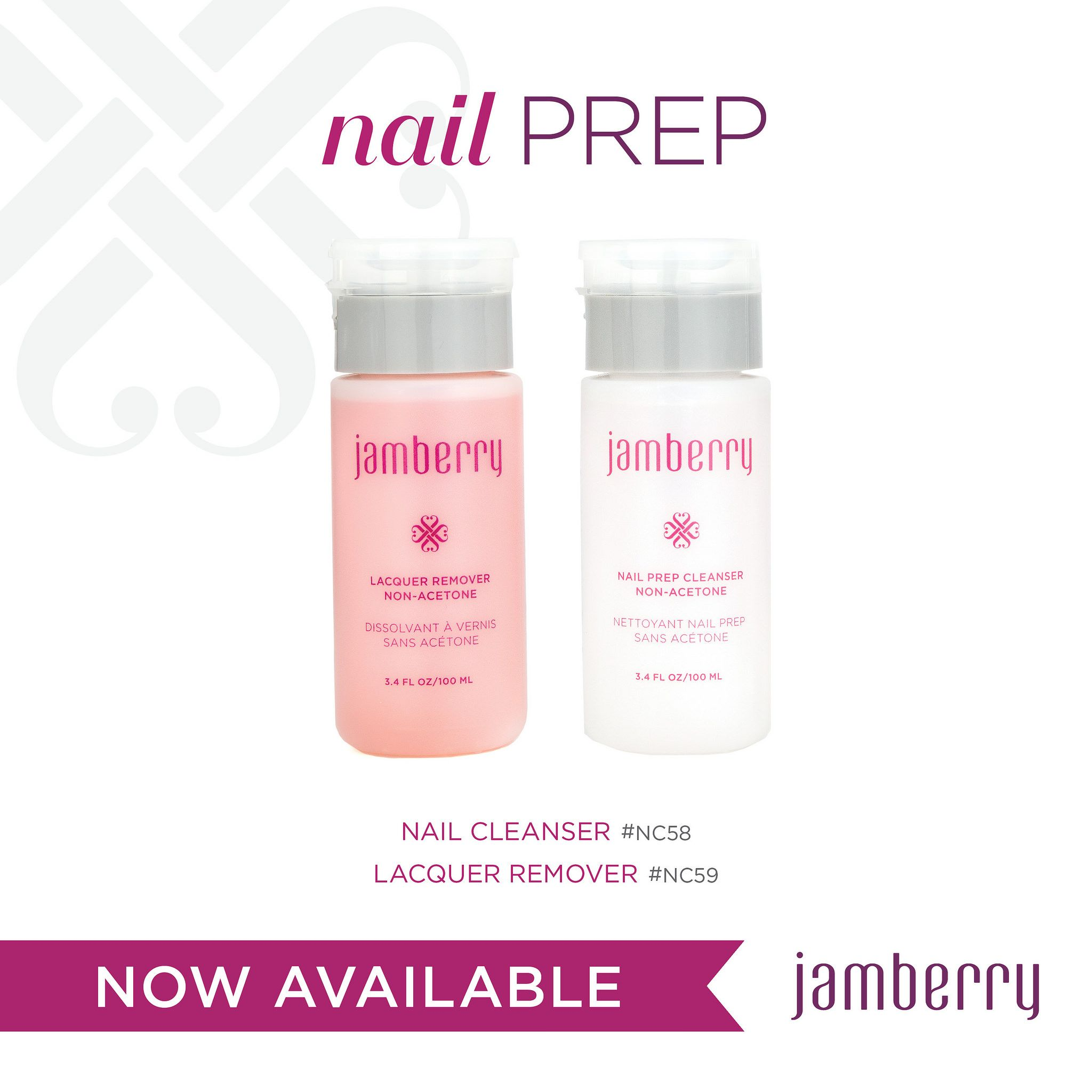 Jamberry\'s Nail Prep Lacquer remover and Nail cleanser | ART ...