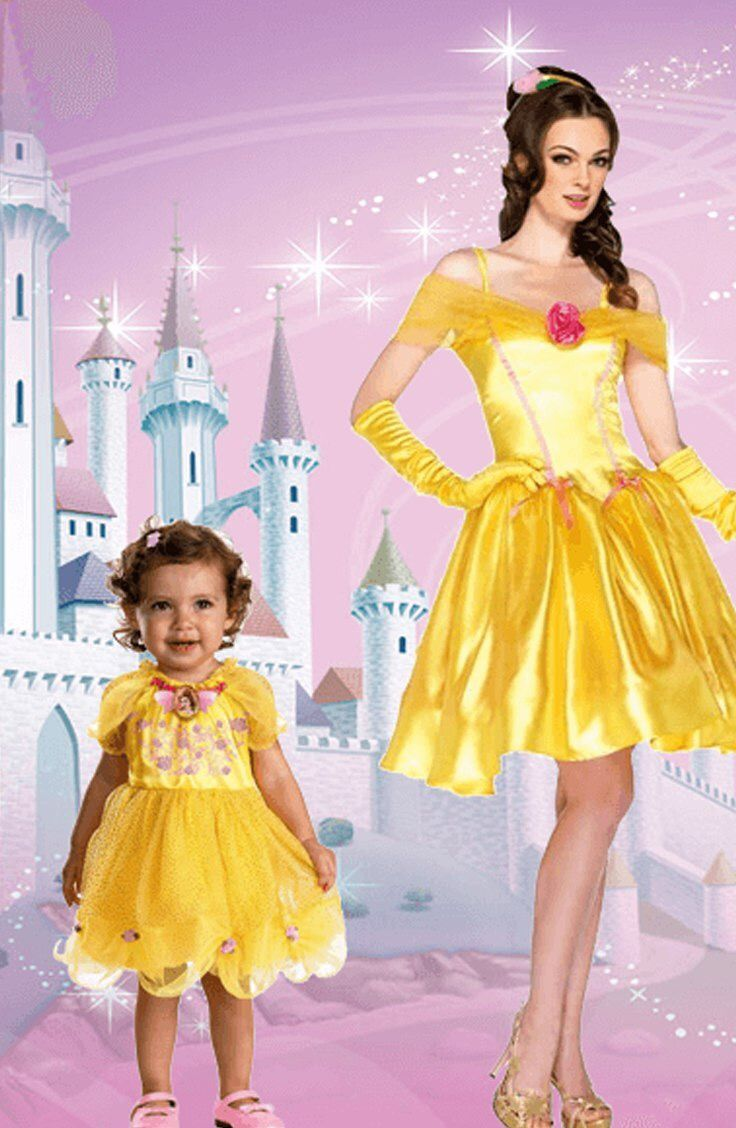 Belle costume toddler u0026 Belle outfit  sc 1 st  Pinterest & Belle costume toddler u0026 Belle outfit | Beauty and the Beast Costumes ...
