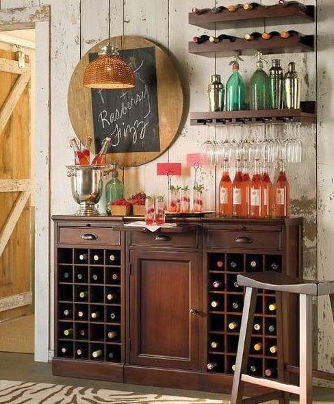 Decoração e Ideias Mini Bar na sala Bar Pinterest Coffee - bar f rs wohnzimmer