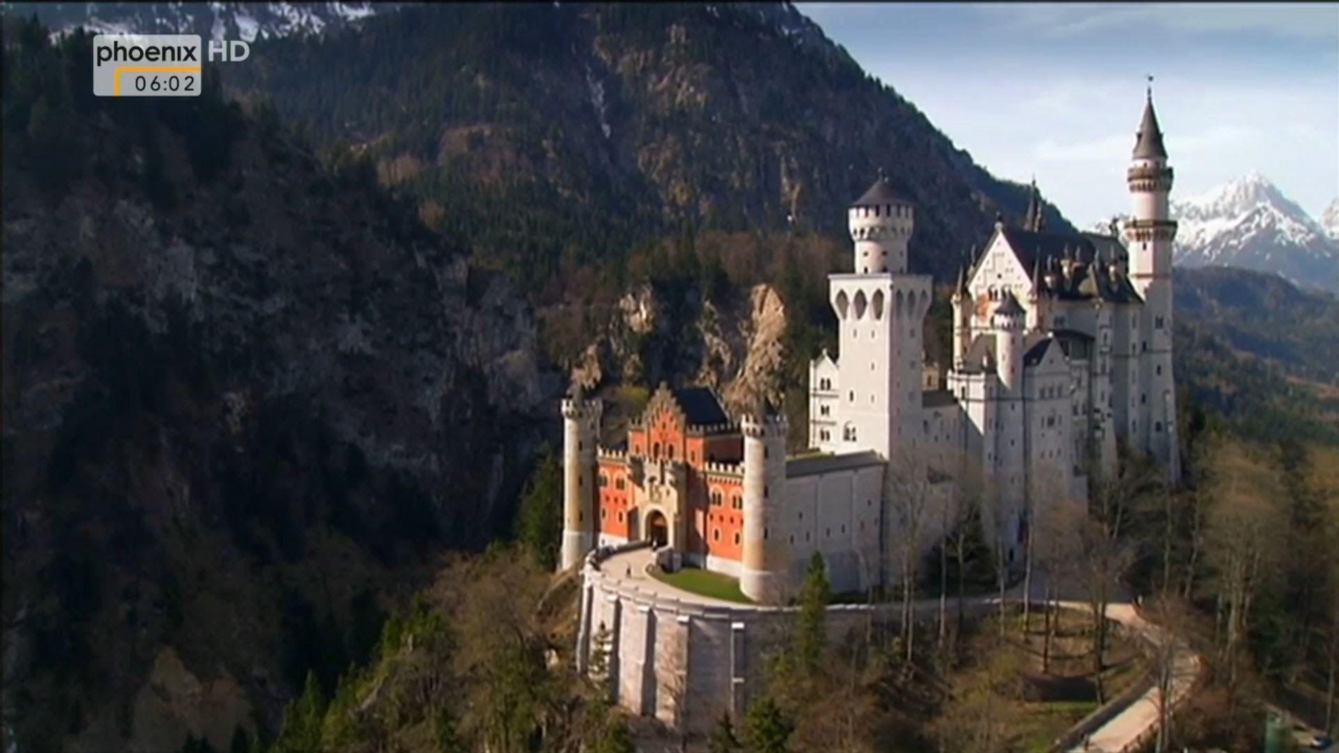 Superbauten Schloss Neuschwanstein Hd Doku