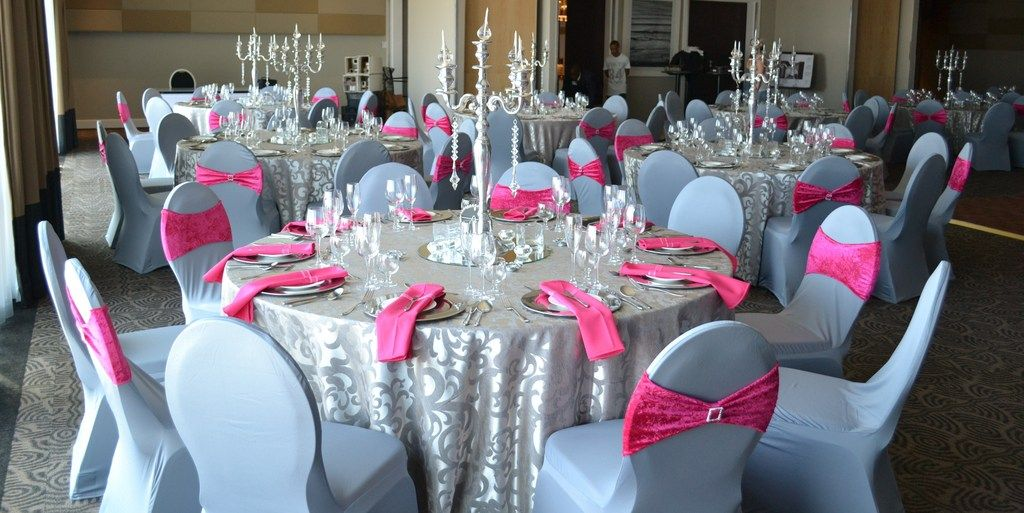 Pink And Silver Wedding Theme Google Search Maybe One Day