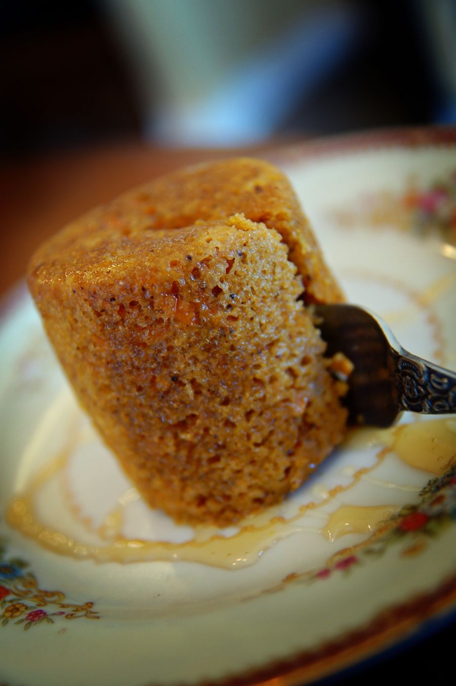 Carrot cake in a mug Recipe in 2020 Mug recipes