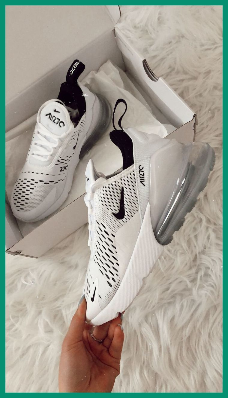 Nike Airmax 270 Marisa Kay Instagram Www Instagram Com Nike Airmax Womens White Nikes In 2020 Hype Shoes Womens Running Shoes Fresh Shoes