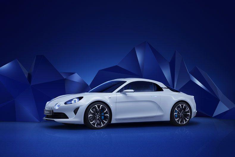 Un clásico nunca pasa de moda: el Renault Alpine está de vuelta. Renault Sport :: Sitio Oficial en Argentina