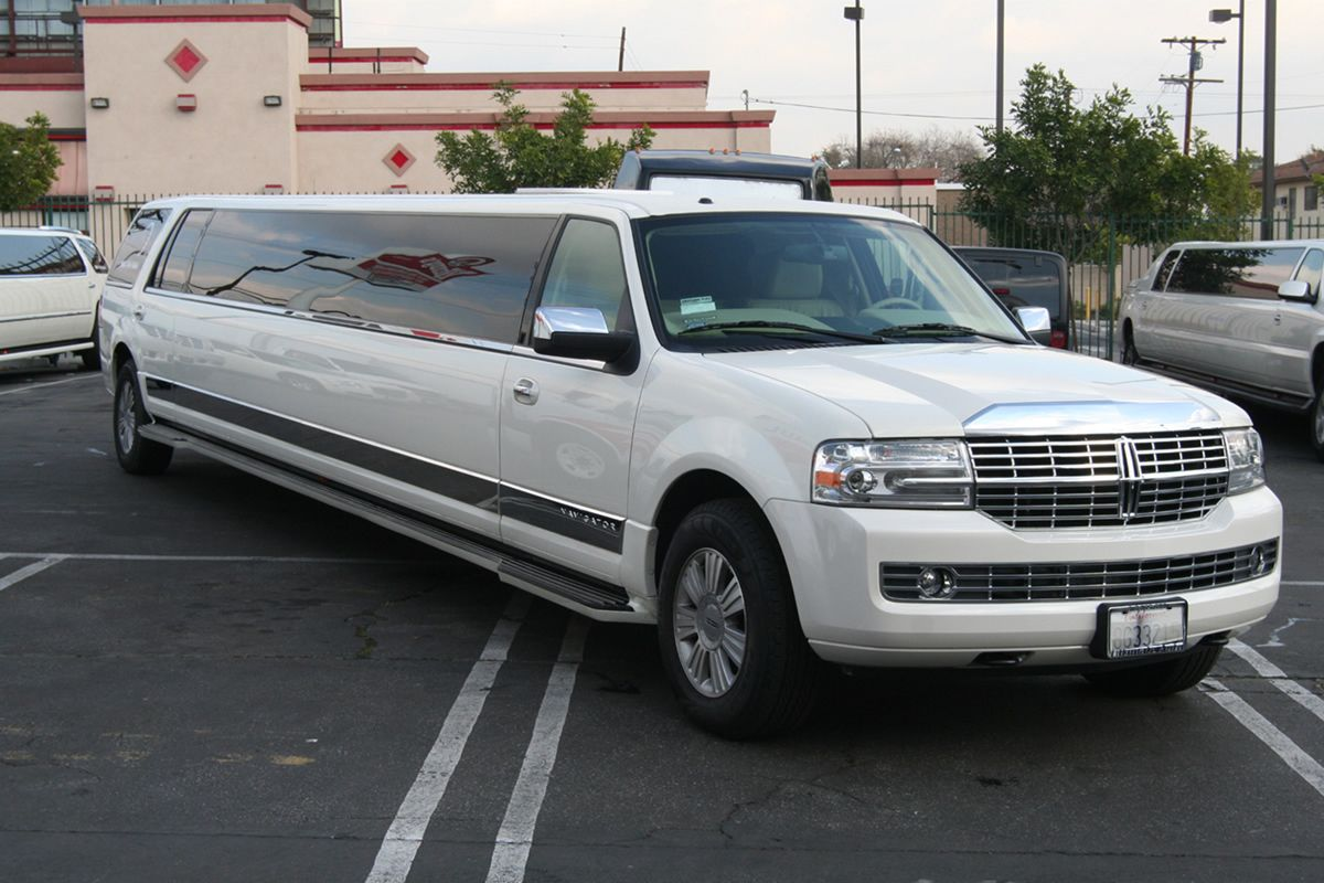 Lincoln Navigator Stretch Limo See more stunning
