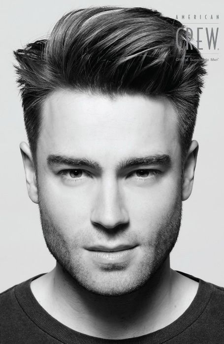 American Crew Australia All Star Challenge Fashion - Men's hairstyle gallery 2014