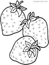 Resultado De Imagen Para Dibujos De Frutas Y Verduras A Color Para