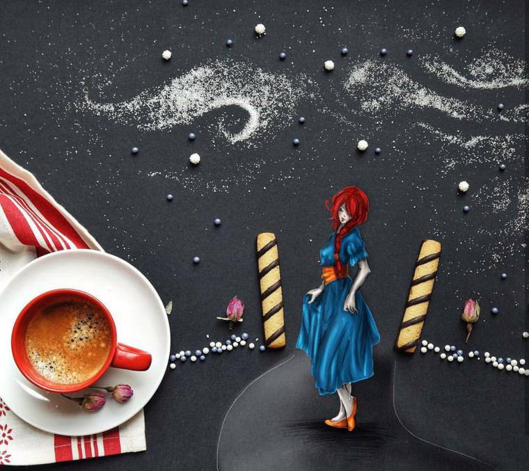 """Картинки по запросу """"фото кофейные итальянские фрески"""""""