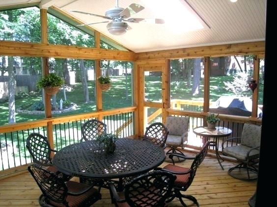 how to enclose a porch cheaply cheap screened in porch ... on Cheap Patio Enclosure Ideas  id=91100