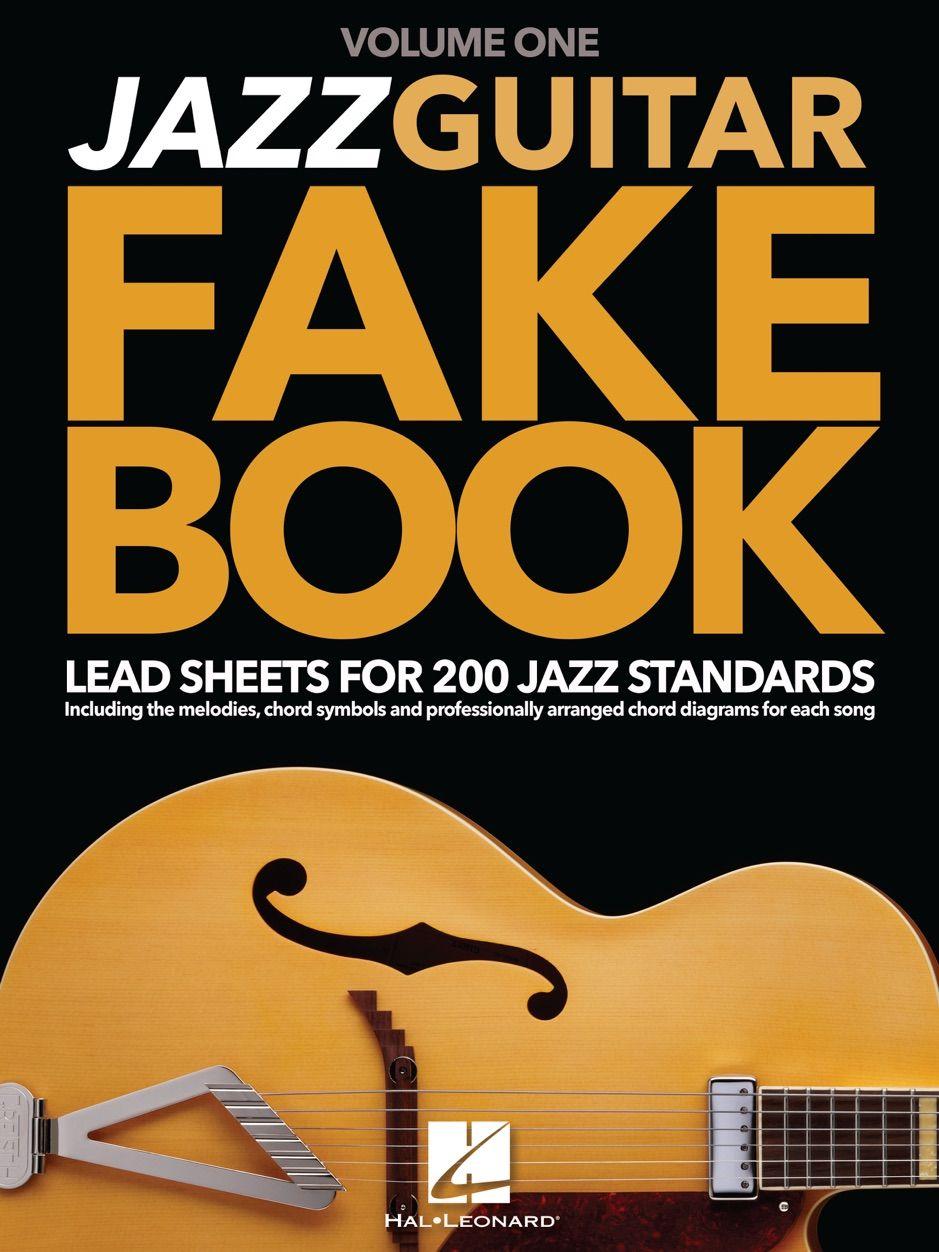 鈥嶫azz Guitar Fake Book Volume 1 , AFFILIATE, Fake,