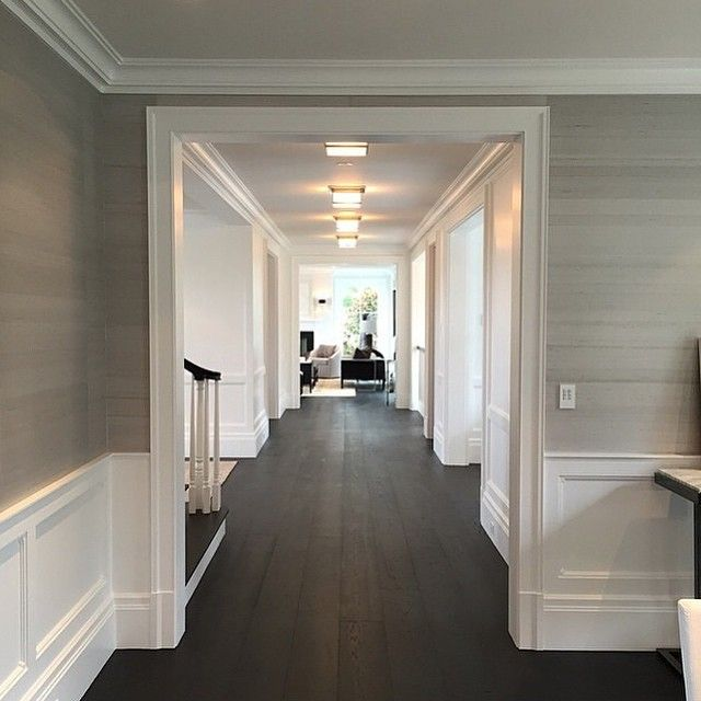 Dining Rooms With Wainscoting: Simple Perfection By @shain_development_inc